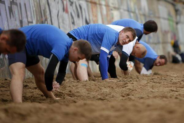 Вторая самарская команда по пляжному футболу выступит в Суперлиге   CityTraffic