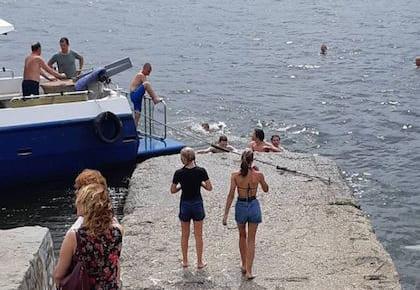 В Тольятти составили протоколы на родителей, чьи дети одни находились в запрещенных для купания местах | CityTraffic