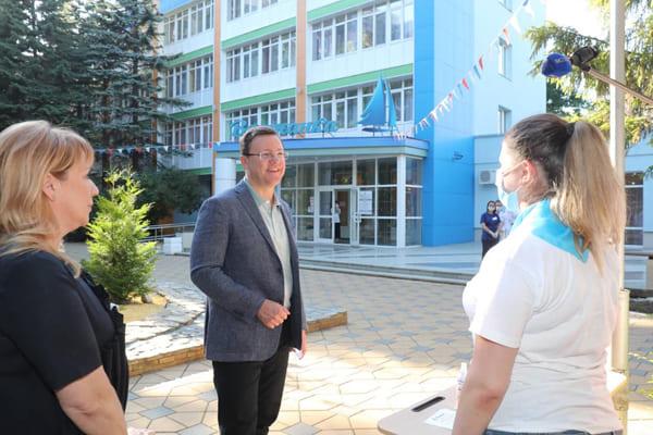Губернатор проверил, готовы ли лагеря Самарской области к приему детей | CityTraffic