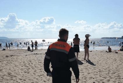 В Тольятти сдали в полицию пьяных родителей с тремя детьми на пляже | CityTraffic