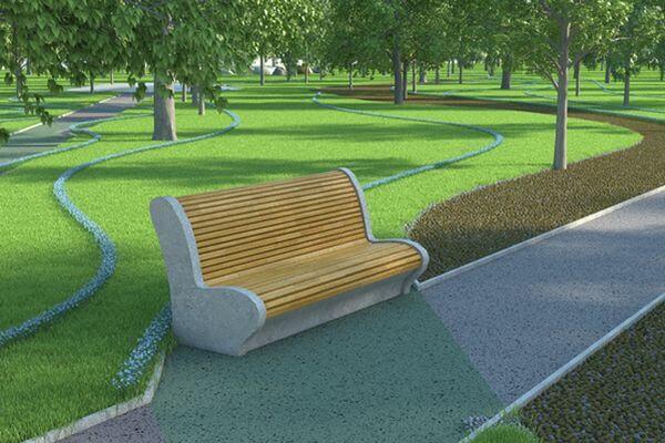 В 2021 году в Самаре будет благоустроено 25 общественных территорий   CityTraffic