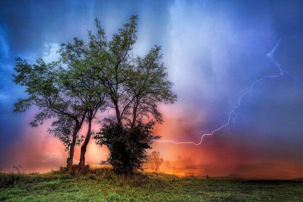Синоптики предупредили о воскресной грозе в Самарской области | CityTraffic