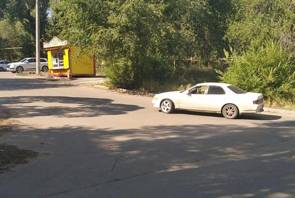 В Сызрани водитель «Тойоты» сбил 8-летнего ребенка | CityTraffic