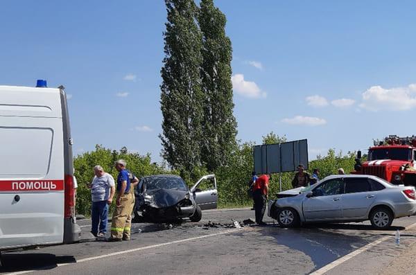 Один человек погиб и двое пострадали в ДТП возле Новосемейкино в Самарской области | CityTraffic
