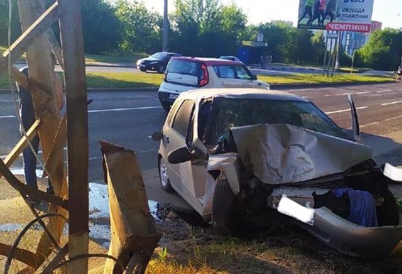 В Тольятти пьяный водитель насмерть сбил пешехода | CityTraffic