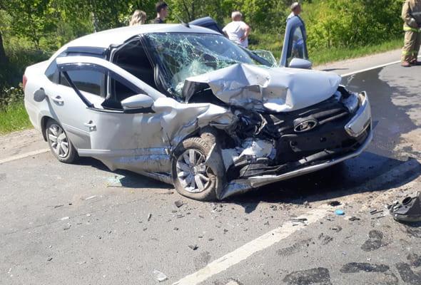Стали известны подробности смертельной аварии возле Новосемейкино в Самарской области | CityTraffic