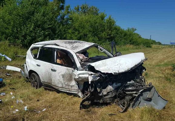 Два человека погибли врезультате столкновения «Лады» и «Тойоты» вСамарской области