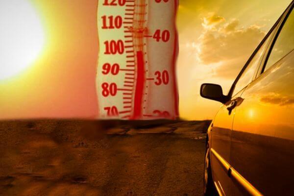 В Самарской области из-за жары снова объявлен желтый уровень погодной опасности | CityTraffic