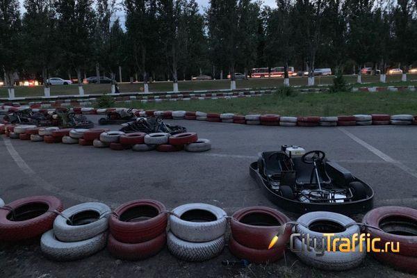 Строители картинг-трассы в парке Гагарина в Самаре заявили, что общественность ввели в заблуждение по поводу проводимых работ | CityTraffic