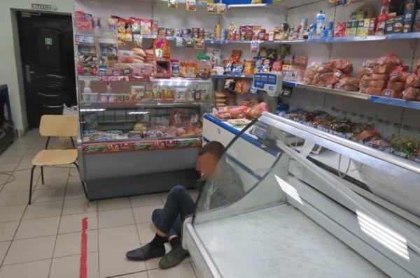 В Самарской области вора-рецидивиста задержали при попытке совершить кражу из магазина | CityTraffic