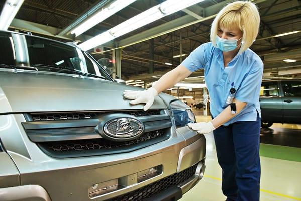 В августе 2020 года спрос на новые автомобили LADA снизился | CityTraffic