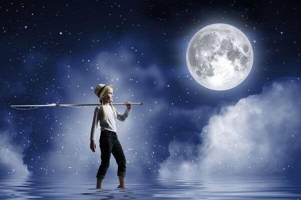 Над Землей готовится взойти Осетровая Луна | CityTraffic