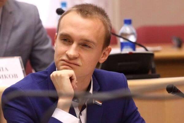 Районный депутат Самары от ЛДПР Андрей Седогин пойдет на переизбрание