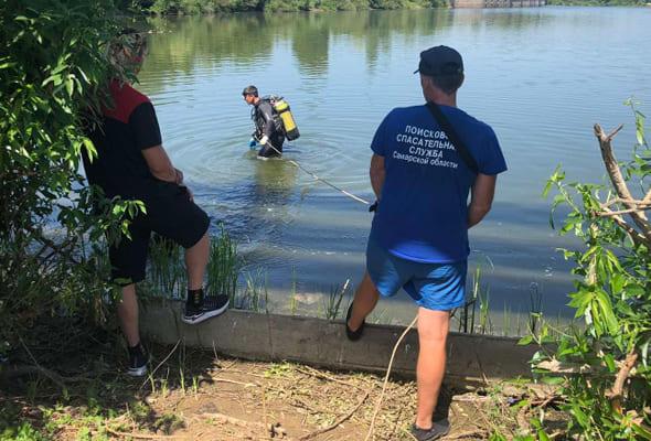 В Самарской области спасатели извлекли из реки Чапаевка тело 10-летнего ребенка | CityTraffic