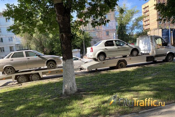 В правительстве Самарской области определили территории, где будут организованы штрафстоянки | CityTraffic