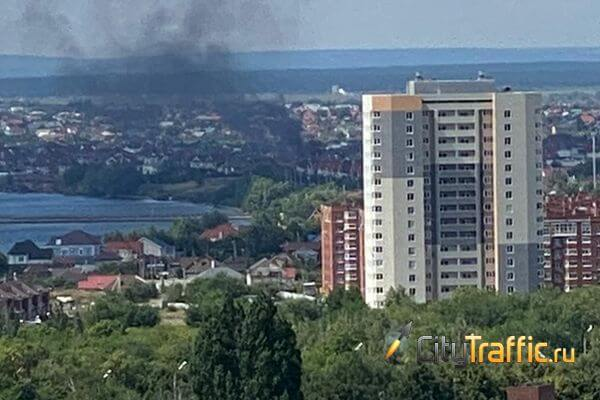 Под Тольятти в Приморском сгорел летний домик | CityTraffic