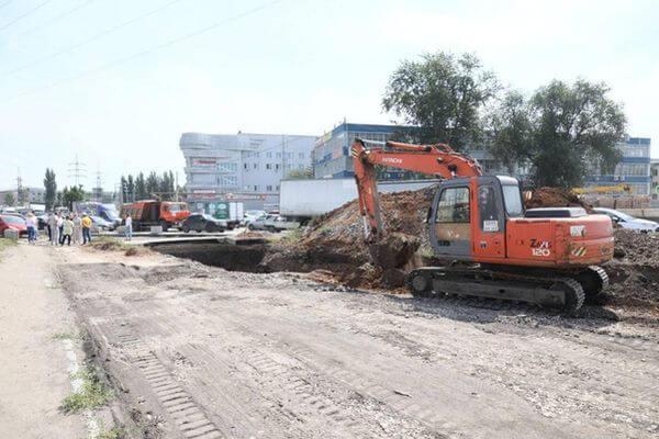 В Самаре рядом с ремонтируемым участком Заводское шоссе сделают объездную дорогу | CityTraffic