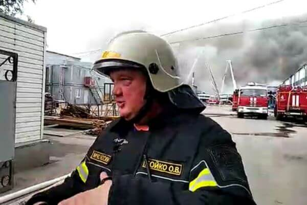 По факту пожара на складе в Самаре готовят материалы для возбуждения уголовного дела | CityTraffic