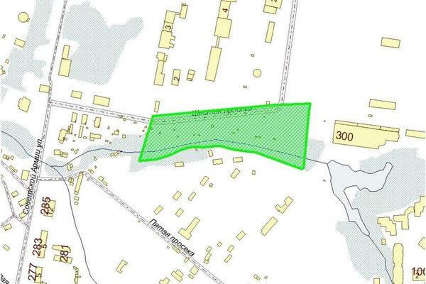 В Самаре скорректировали  проект будущей дороги до школы на Пятой просеке | CityTraffic