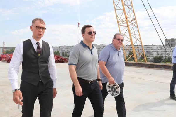Губернатор Самарской области поручил завершить строительство развязки на М-5 в Тольятти до 1 сентября | CityTraffic