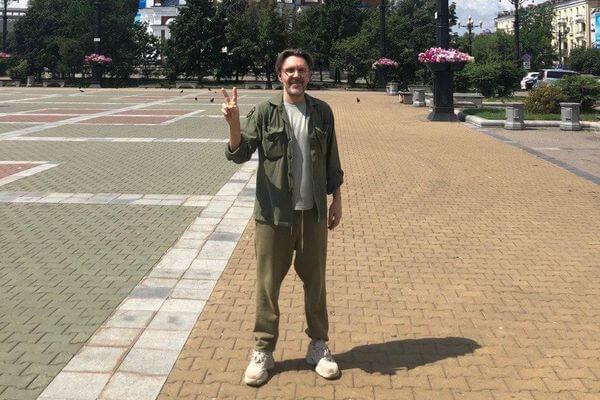 Михаил Дегтярев позвал Шнура в Хабаровск | CityTraffic