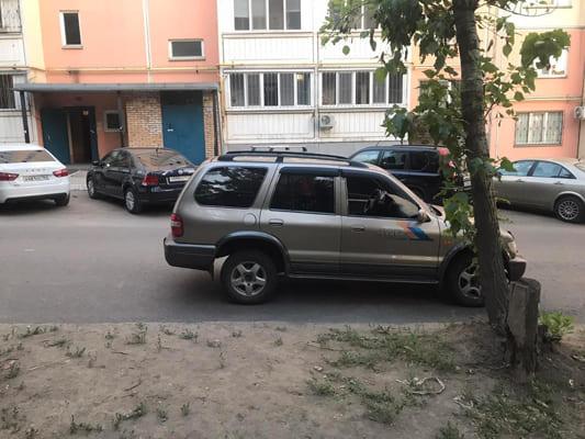 В Самаре сбили девочку, которая пересекала дорогу не по переходу   CityTraffic