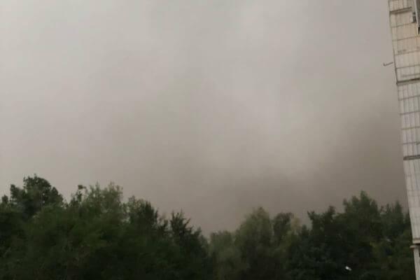 В Самаре обнаружено превышение ПДК по саже и пыли рядом с местом пожара | CityTraffic