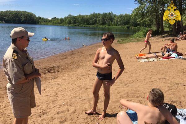 За сутки в Самарской области троих детей на воде спасли, а двое погибли | CityTraffic