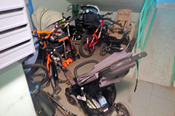 С охраняемой территории жилого дома в Тольятти за одну ночь украли 2 велосипеда | CityTraffic