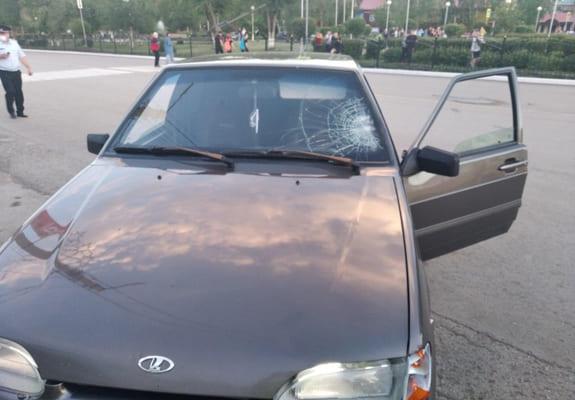 В Самарской области пенсионерка попала под колеса машины, не дойдя до перехода 2,5 метра | CityTraffic