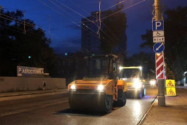 Улицу Мичурина в Самаре обещают сдать к концу сентября | CityTraffic