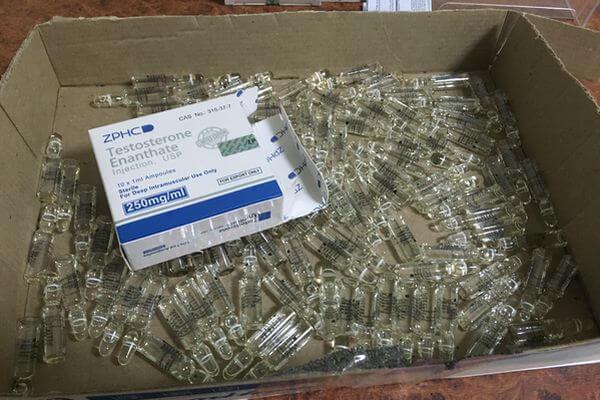 В Самаре задержали контрабандиста с полкило допинговых препаратов | CityTraffic
