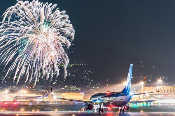 В трех муниципалитетах Самарской области предотвратили проведение опасных для полетов фейерверков | CityTraffic