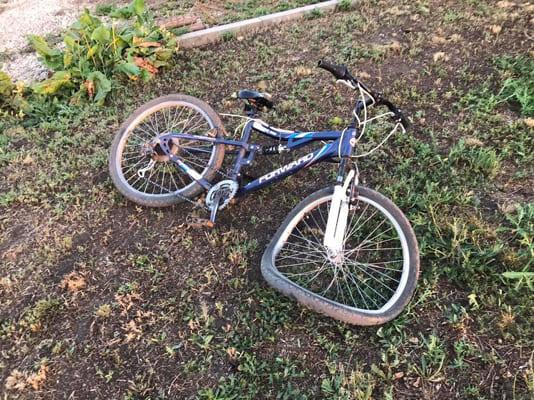 В Самарской области сбит подросток, который ехал на велосипеде навстречу автомобилю | CityTraffic