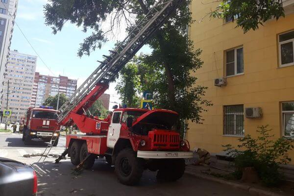 В Самаре восстановили движение автобуса №34, который пустили в объезд из-за пожара на улице  Красноармейской | CityTraffic