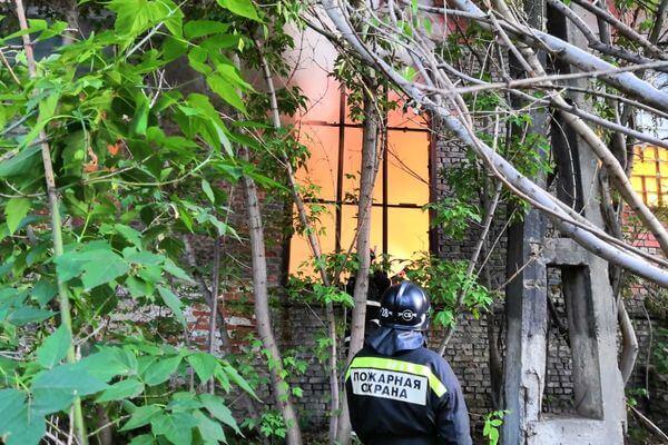 Открытое горение фосфоршлама в Тольятти ликвидировали через 11 часов | CityTraffic