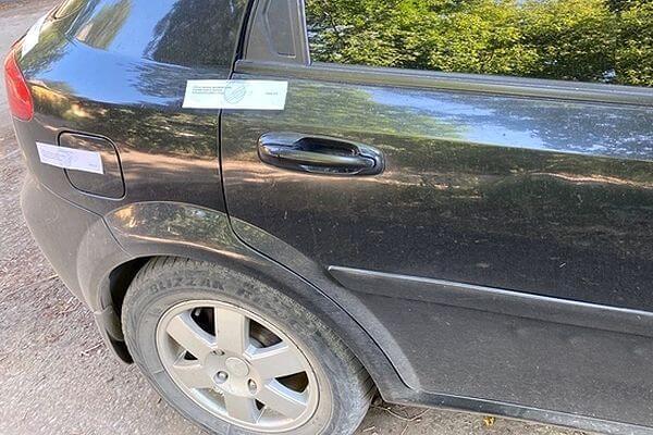 У жителя Самары арестовали автомобиль за долг перед налоговиками в 36 тысяч рублей | CityTraffic