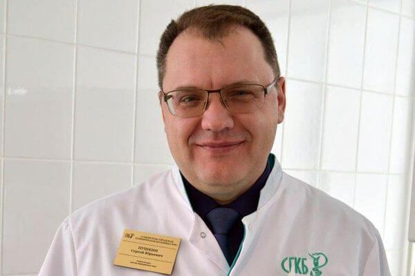Самарскую областную больницу имени Середавина возглавил Сергей Пушкин | CityTraffic