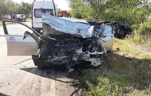 Стали известны подробности аварии в Самарской области, в результате которой погибли 5 человек | CityTraffic