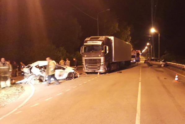В результате ДТП в Самарской области один человек погиб и шестеро пострадали, в том числе трое детей | CityTraffic