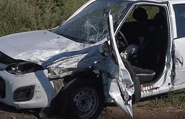 Трое детей и трое взрослых пострадали в ДТП на автодороге «Тольятти-Ягодное» | CityTraffic