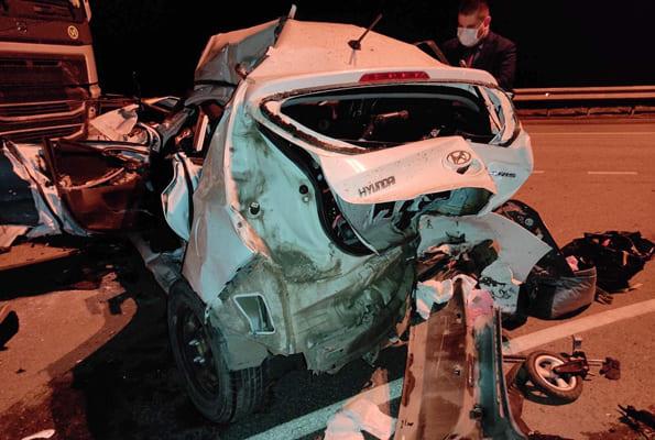 В Самарской области возбуждено уголовное дело по факту ДТП с участием полицейского, в котором погибли два человека | CityTraffic