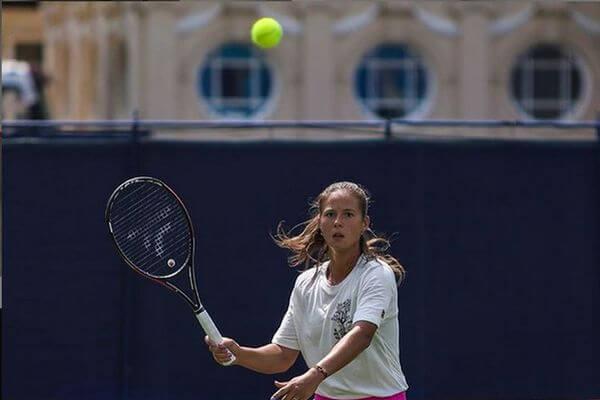 Дарья Касаткина 20 августа сыграет в квалификации турнира Western & Southern Open | CityTraffic