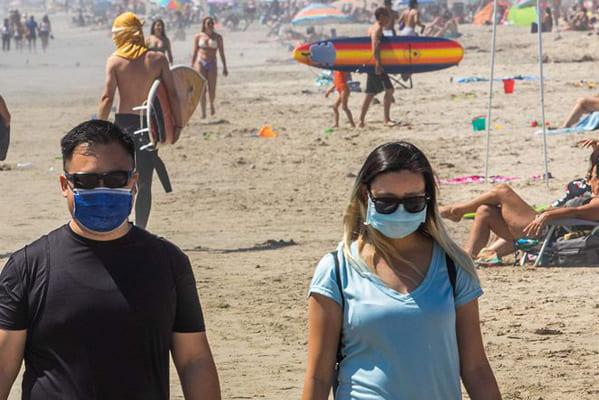Необходимость носить маску и перчатки раздражает каждого четвертого российского туриста | CityTraffic