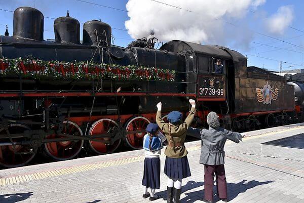 На площади Куйбышева в Самаре появится Поезд Победы | CityTraffic