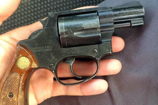 Житель Самары задержан с газовым револьвером | CityTraffic