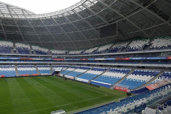 В 220 млн рублей оценили обслуживание стадиона  «Самара-Арена» и трех тренировочных полей | CityTraffic