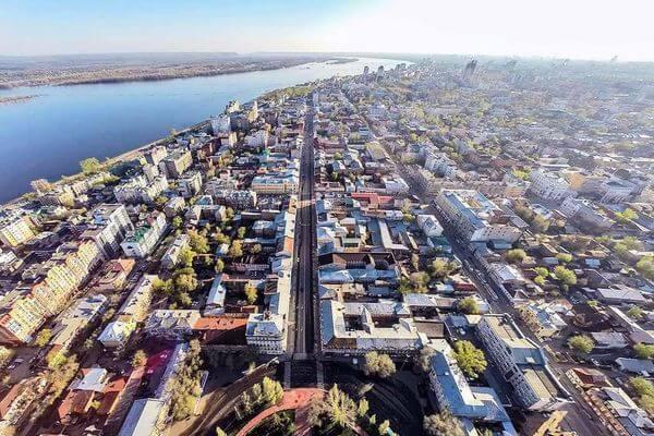 Жизнью в своем городе довольны 83% самарцев и 71% тольяттинцев | CityTraffic