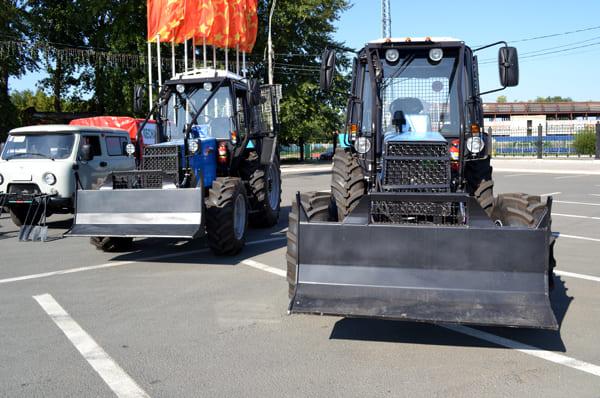 В Тольятти для восстановления и охраны лесов закупили спецтехнику | CityTraffic