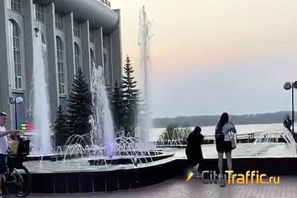 Содержание и ремонт  фонтанов в Самаре разыграют по конкурсу | CityTraffic